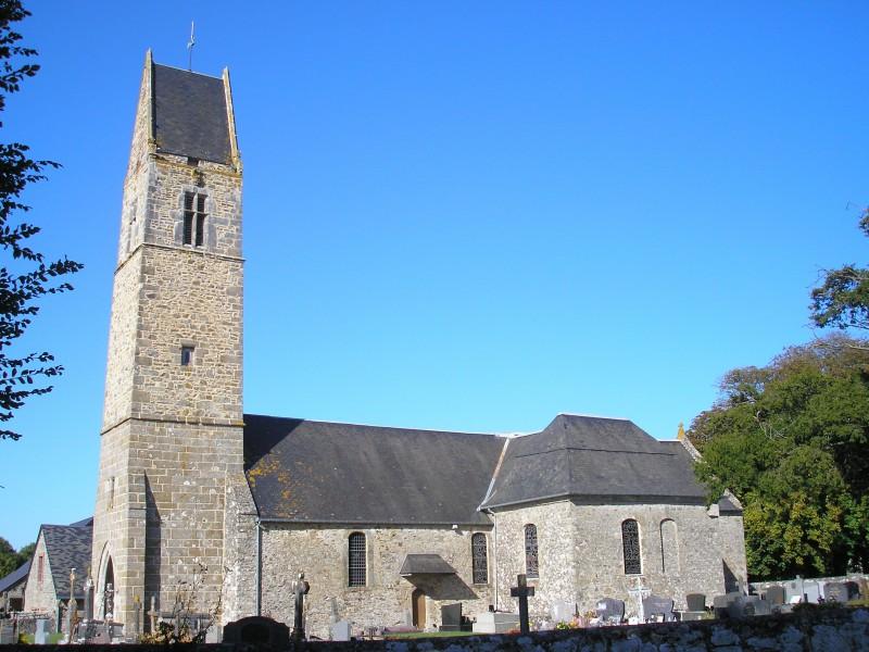 Eglise de Gratot